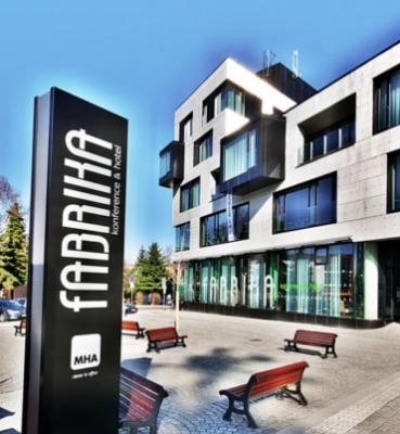 Fabrika Konference & Hotel